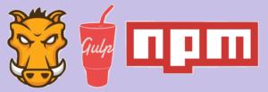 grunt vs gulp vs npm